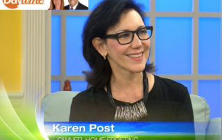 Home staging expert in Tampa, Karen Post