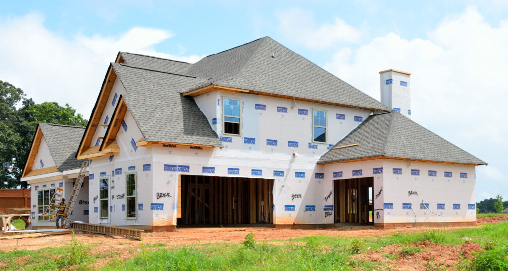 Home builder staging and branding services