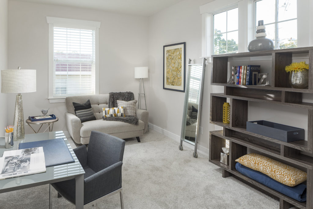 Office home staging