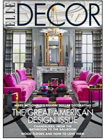 Top home decor magazine Elle Decor