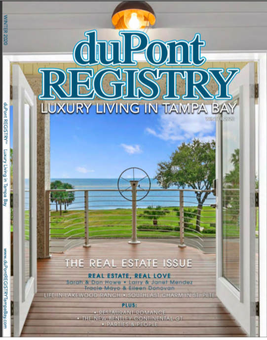 duPont Registry interview