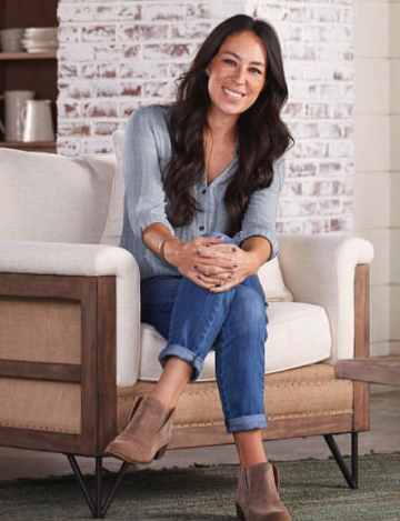 Joanna Gaines inspires me