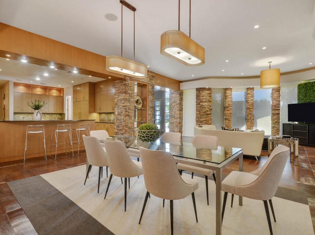 Luxury rental furniture
