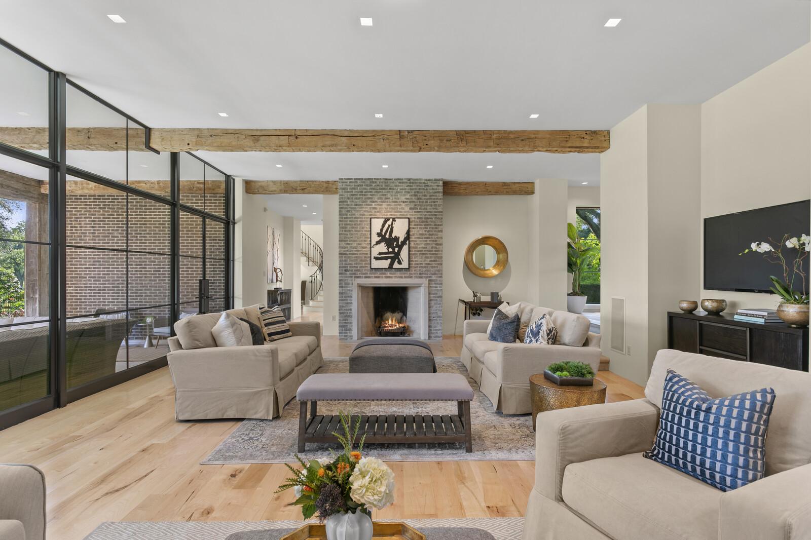 Rustic, organic home ideas