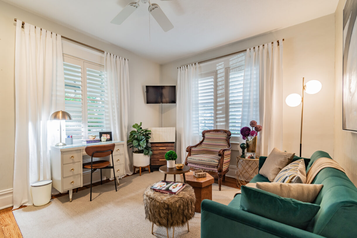 Home office and guest room ideas