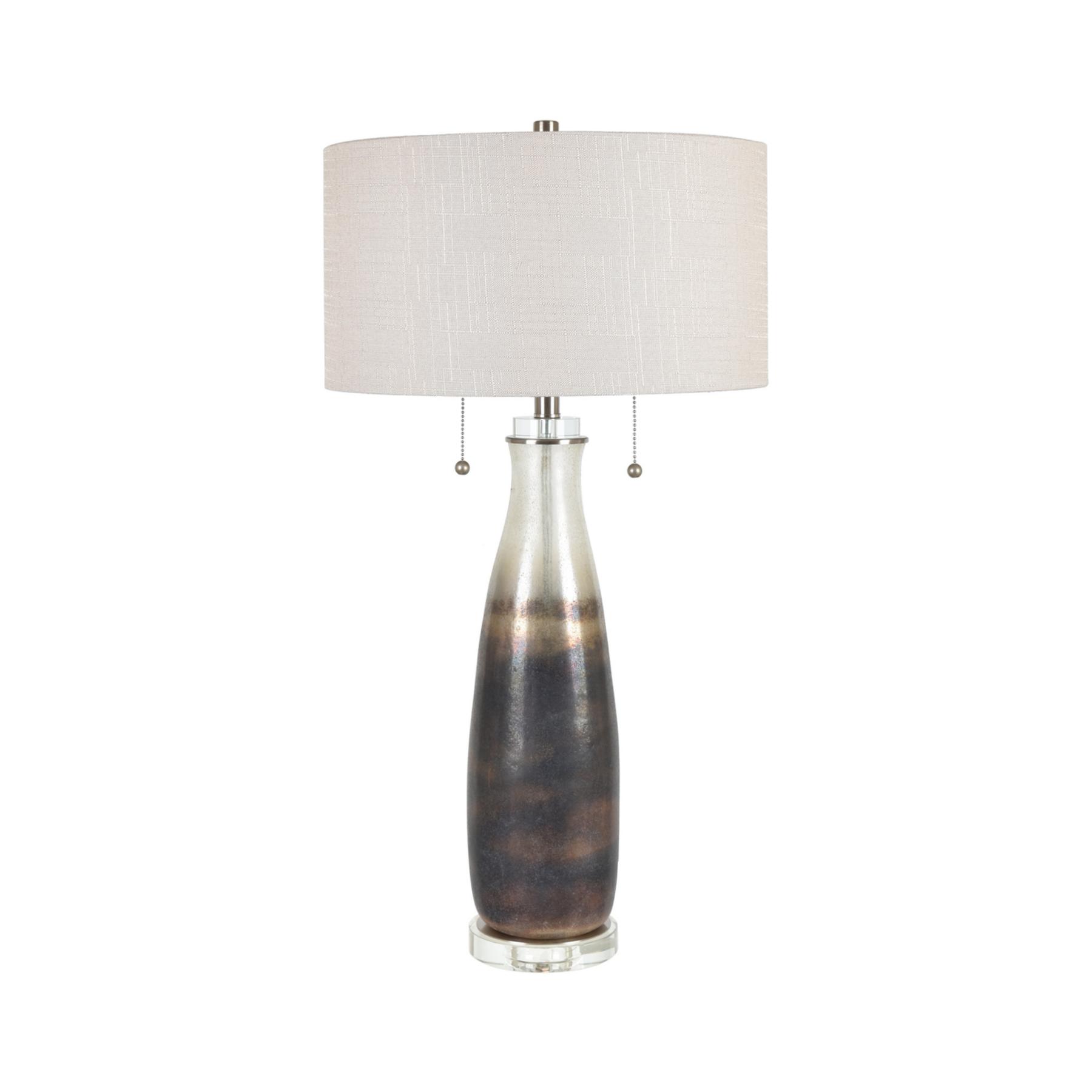 Copeland Twin Pulls Table Lamp