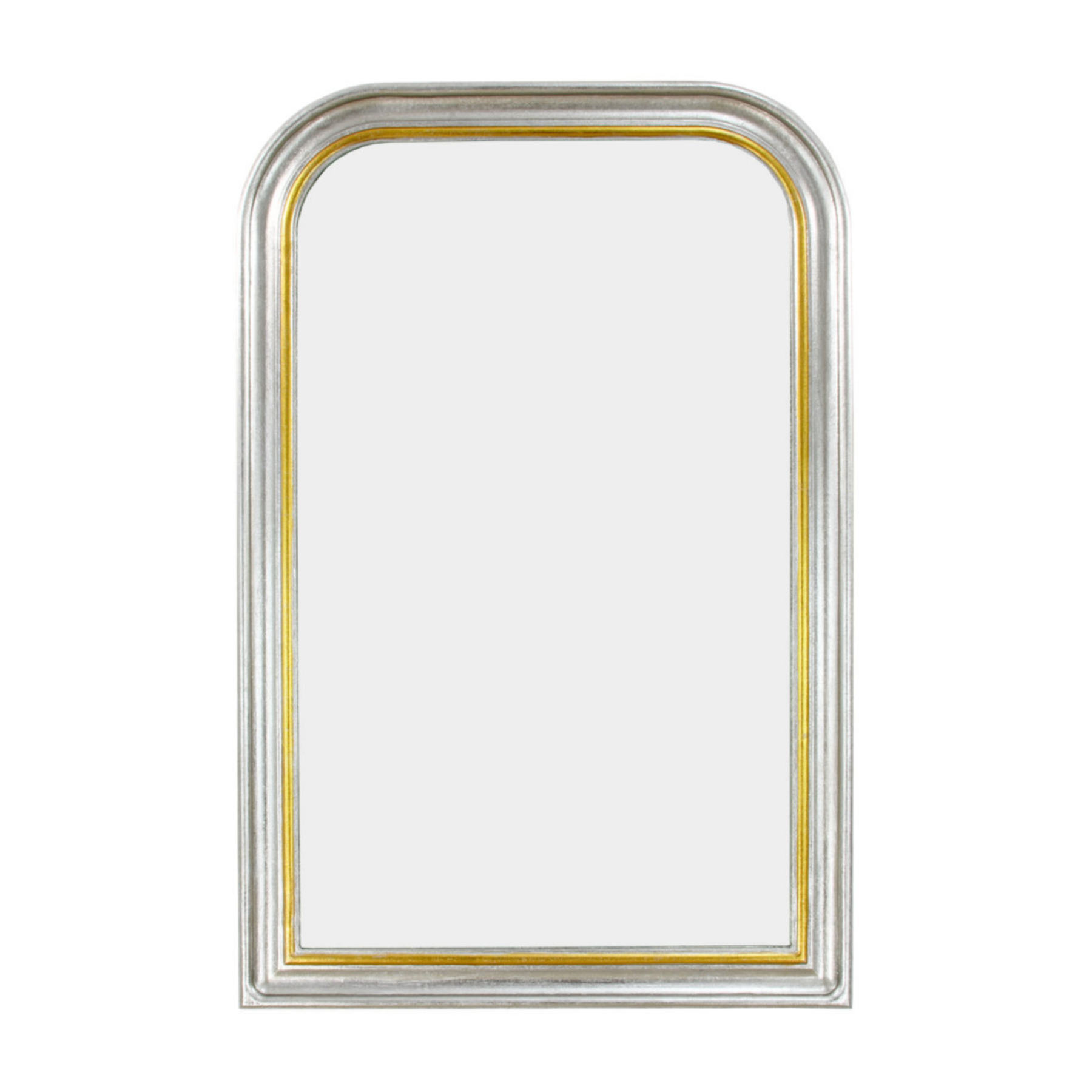 Louis Philippe style wall mirror