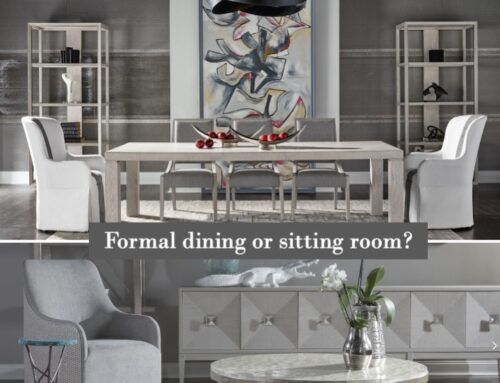Formal dining or sitting room?