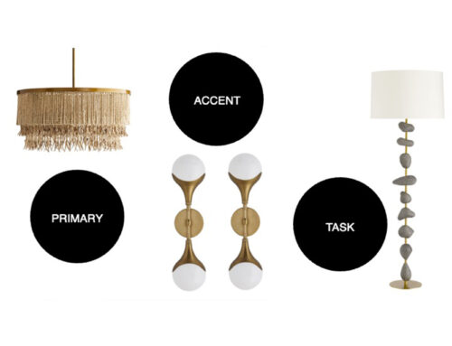 Home lighting styles, tips and trends